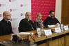 Pomoc zranionym w Kościele - konferencja prasowa - Warszawa, 12 II 2020 r.