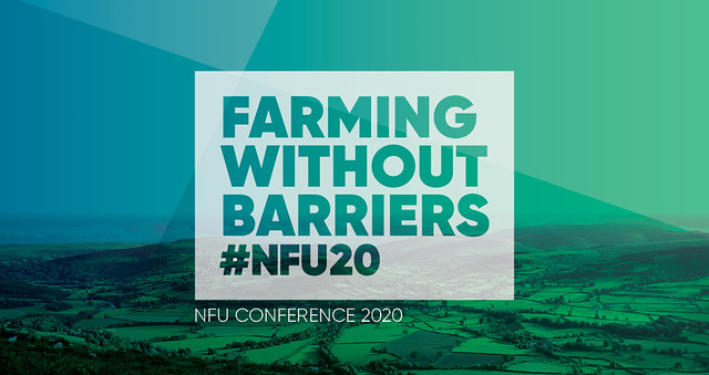 NFU20 - NFU Conference day one in pictures