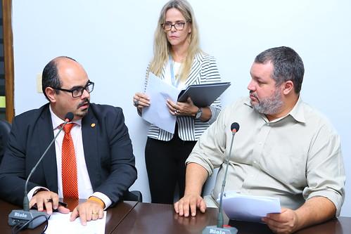 6ª Reunião Extraordinária - CPI - Débitos do Município com a Construtora Andrade Gutierrez