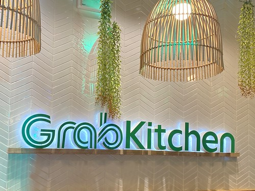 GrabKitchen, Glorietta | by beingjellybeans