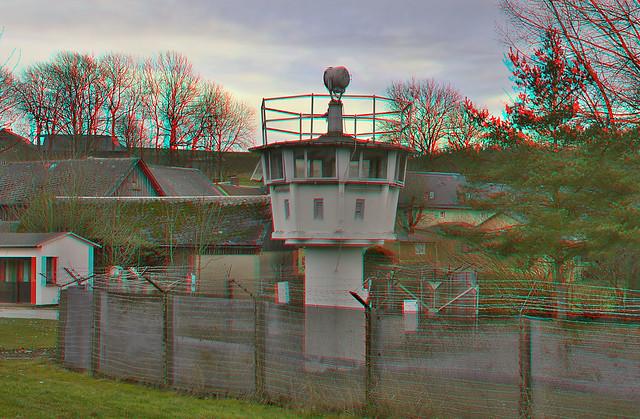 German border museum ( 3D )