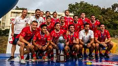 Premiacion Rugby Seven Viña del Mar 2020