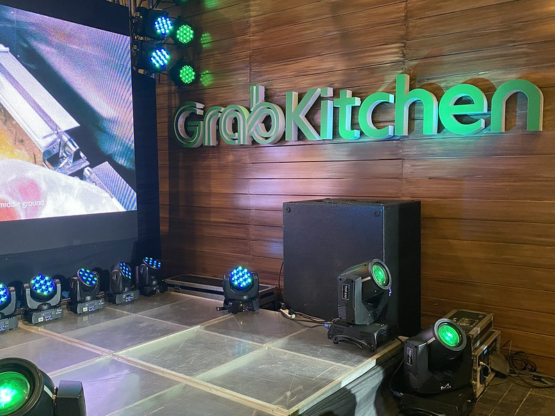 GrabKitchen, Glorietta