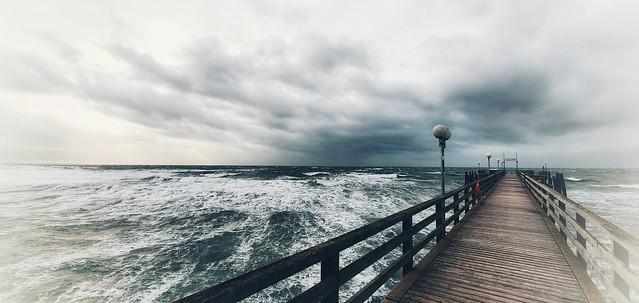 Nach dem Sturm...