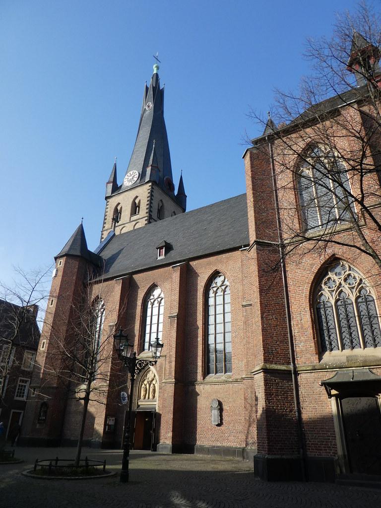 St. Lambertus Basilicia, Dusseldorf