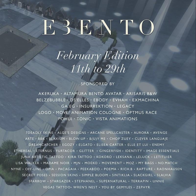 EBENTO Brands February round