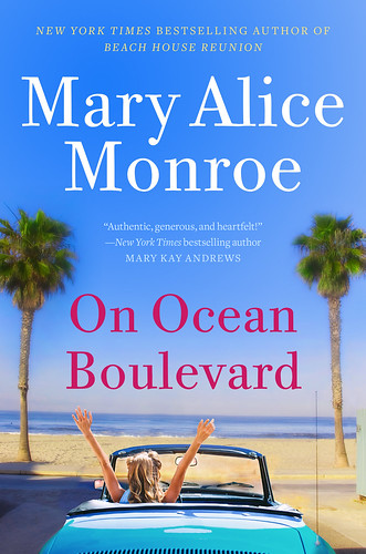 Mary Alice Monroe, On Ocean Boulevard cover