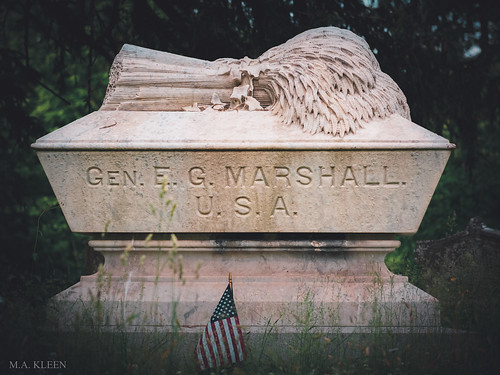 Brig. Gen. Elisha Gaylord Marshall (1829-1883)