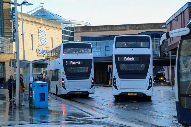 Busways in the Highlands