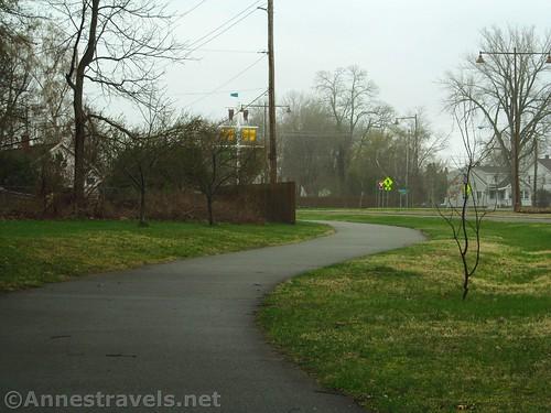 The Irondequoit Lakeside Trail, New York