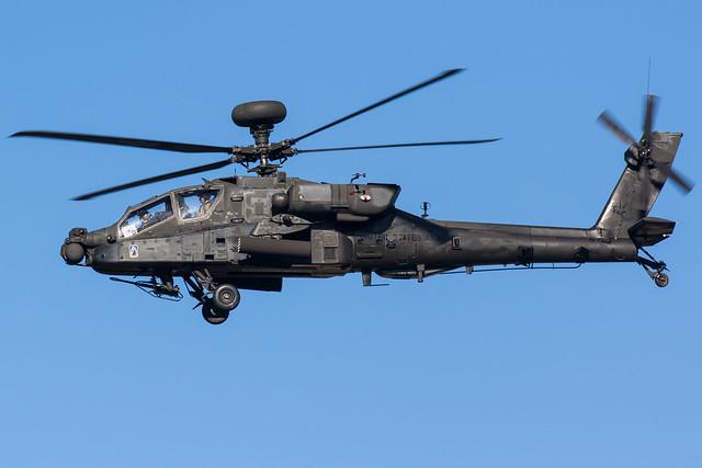 AH-64D Apache at Ramstein
