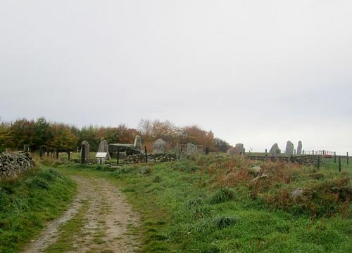 Aquhorthies Stone Circle