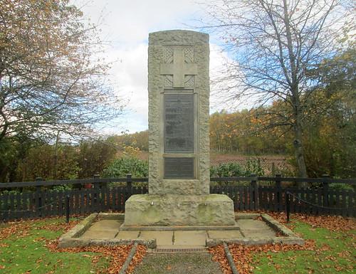 Marykirk War Memorial