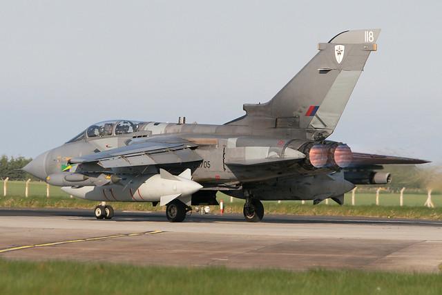 ZG705/118 Tornado GR4