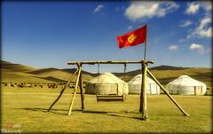 Yurtas Kirguisas