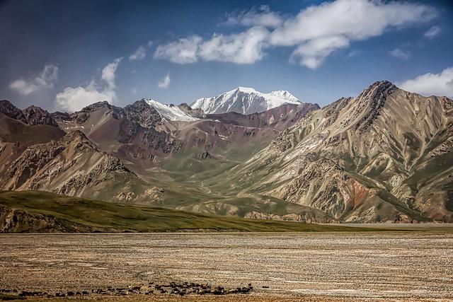 Pamir Highway, second shot
