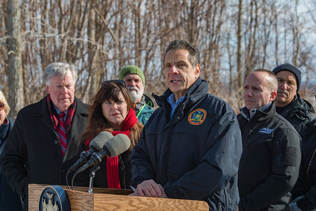 Governor Cuomo Announces 20 Dredging Sites Selected as Part of State's $300 Million Effort to Build Resiliency Along Lake Ontario and the St. Lawrence River