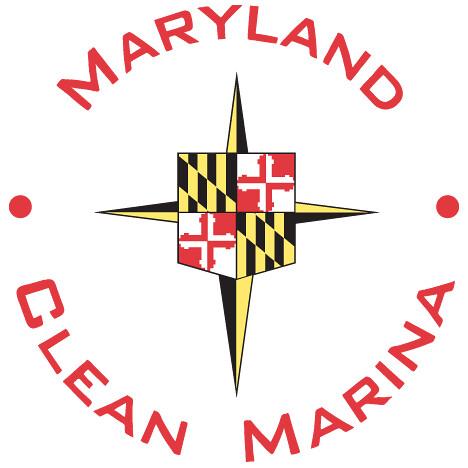 Logo of Maryland Clean Marina program