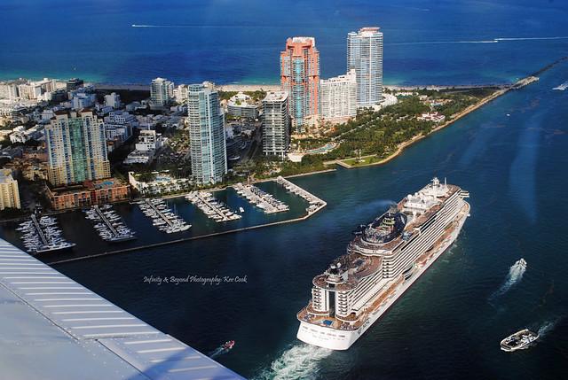 Government Cut, Miami.