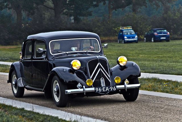 Citroën Traction Avant 1954 (8150)
