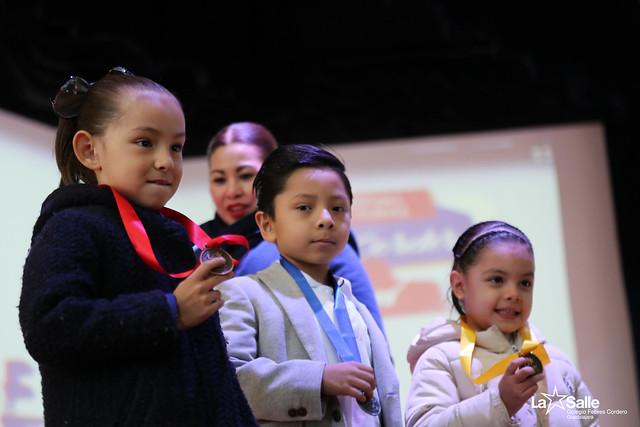 Final de Declamación Preescolar y Primaria Menor