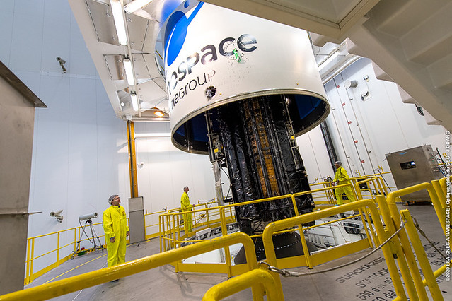 JCSAT-17 Encapsulation