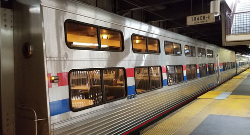 "Amtrak Viewliner Diner 68023 ""Springfield"""