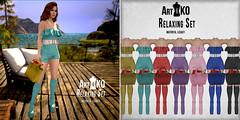 Art&KO - Relaxing set - VANITY EVENT