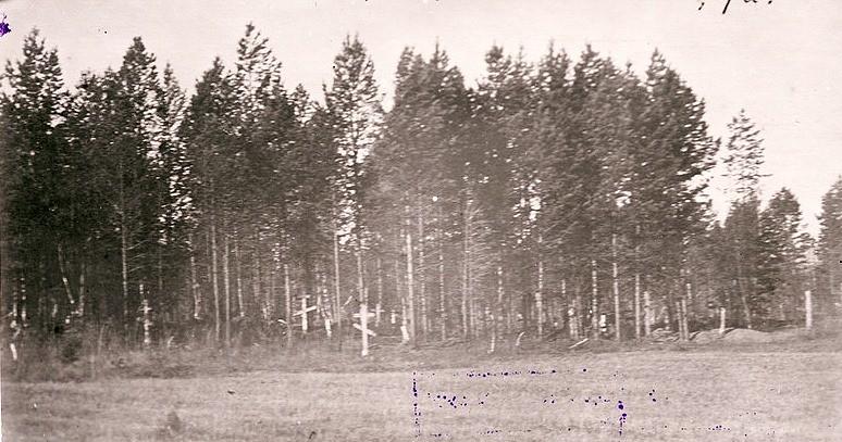 18. Каторжное кладбище