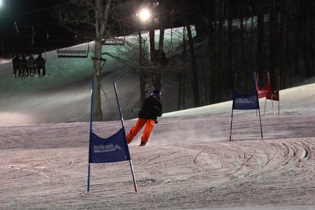 Ski Club Competition at Nub's Nob - January 20, 2020