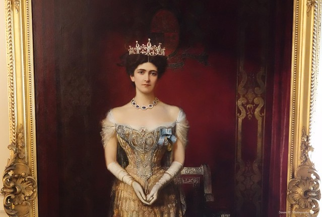 [NT] Mary Victoria Leiter (1870–1906). Lady Curzon. Nov 2019