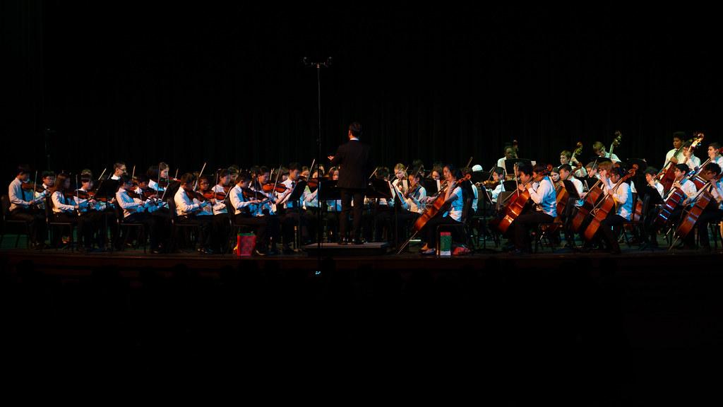 GT Sinfonia concert