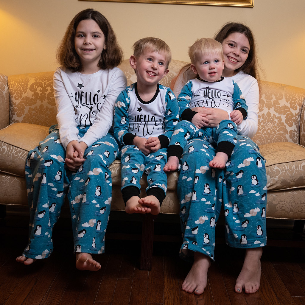 Cousin jammies