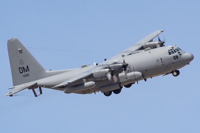 USAF EC-130H 73-1590 DM