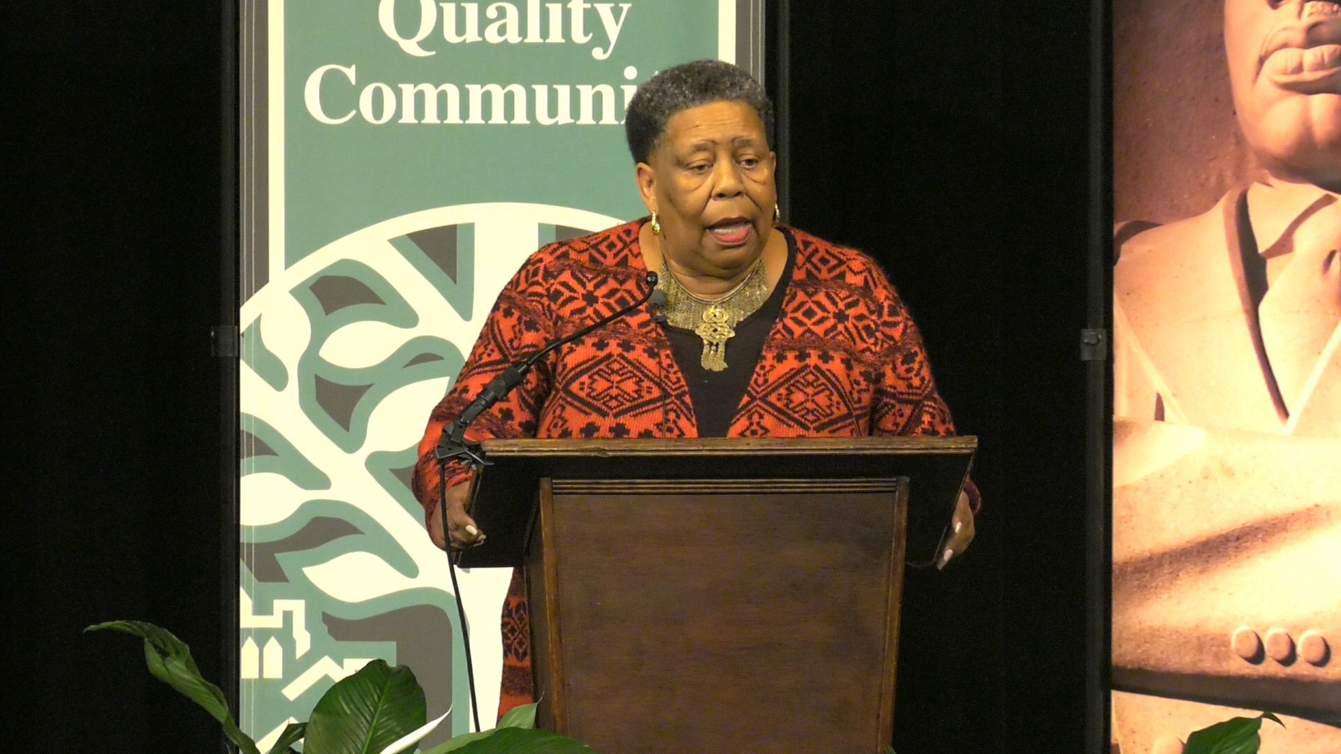 Civil Rights Icon Addresses Segregation at Event in East Lansing