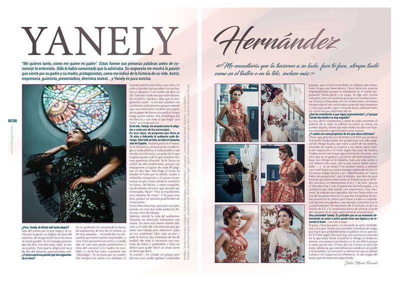 Publicación en L7VE Magazine (https://l7vemagazine.com)