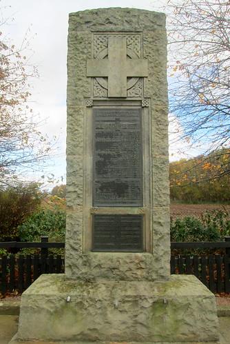 War Memorial, Marykirk