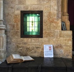 Anne Boleyn's Cup, Cirencester Church