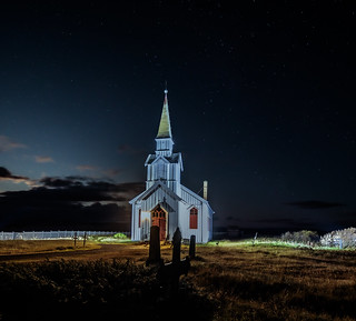 nesseby Church | by Kasaari