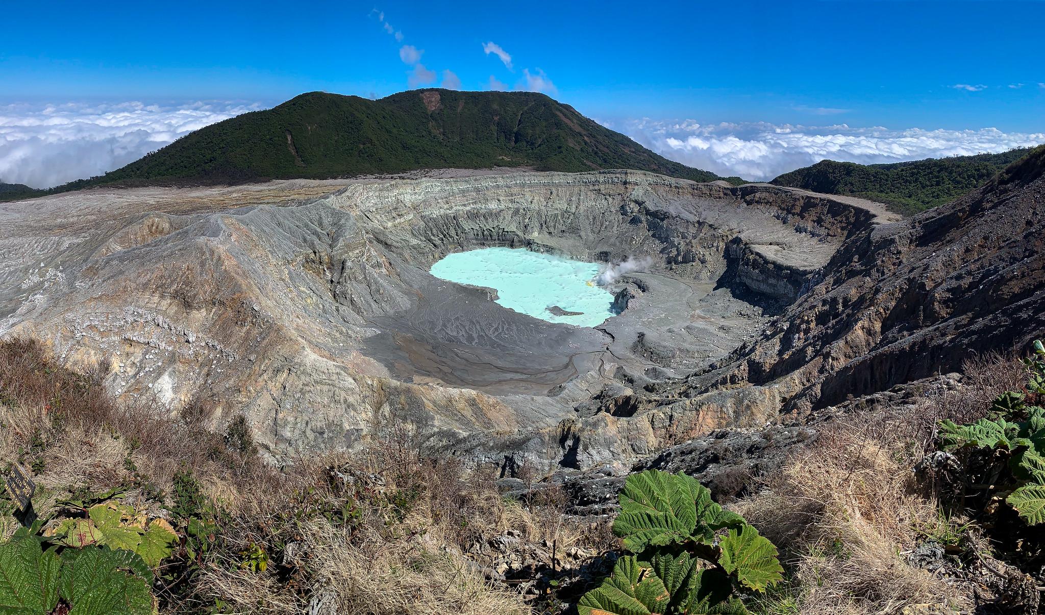 Volcan Paos - [Costa Rica]