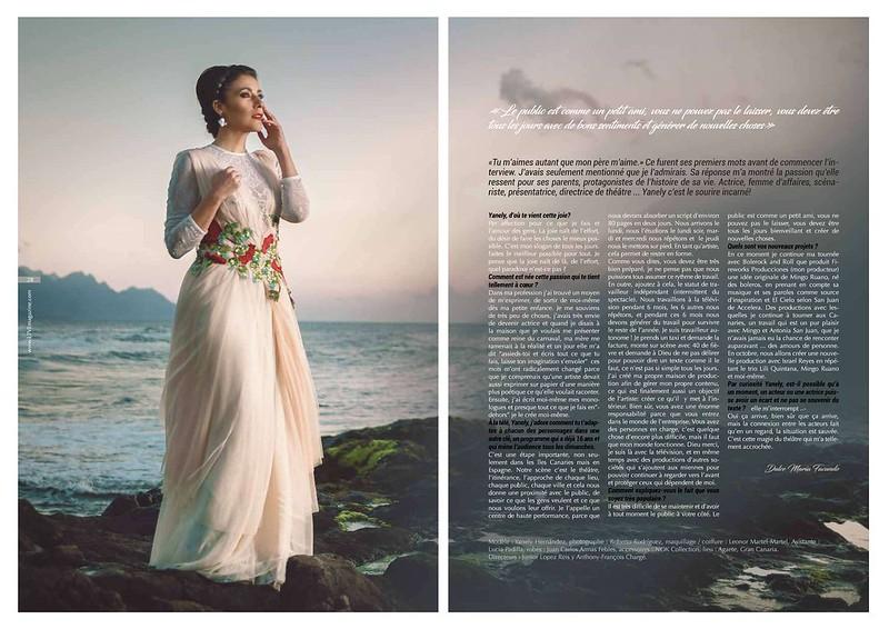 Publicación en L7VE Magazine