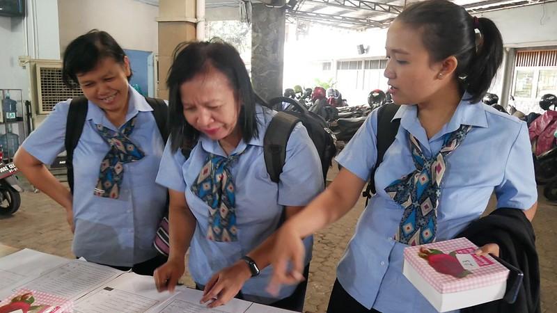 Rekoleksi Guru/Karyawan Strada Cabang Tangerang