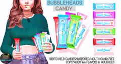 Junk Food - Bubbleheads Ad