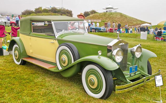 1932 Rolls Royce Phanton II Croydon Victoria