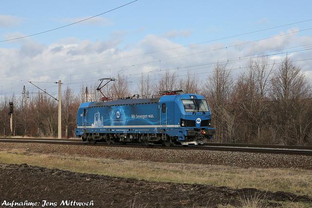 192 004-0 Infraleuna Spergau 12.02.2020