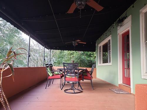 mountdora florida fl veranda frontporch airbnb rental