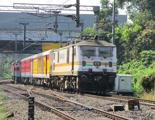 Ernakulam - Bilaspur SF Express