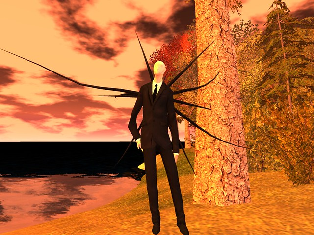 Belliseria - Spiderwood - Lilacs On the Rocks - Slenderman Monster Sighting II