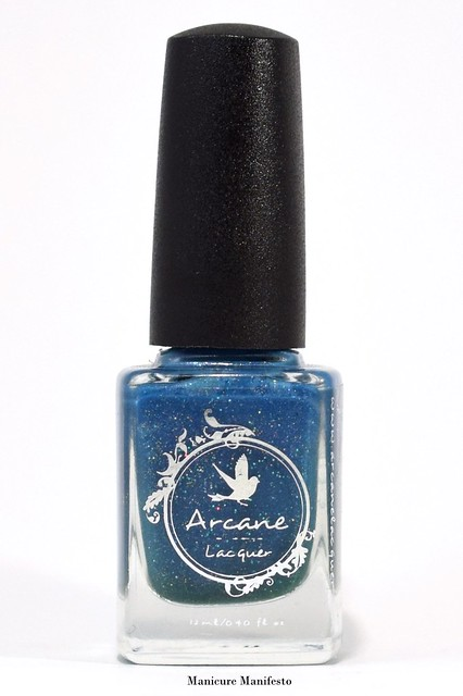 Arcane Lacquer Graphic Nature Review