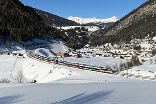 """ÖBB 4024.088 """"Verkehrsverbund Tirol / VVT"""" Sankt Jodok (4000n)"""